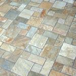 石の床(自然石含む)