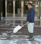石材の特殊清掃